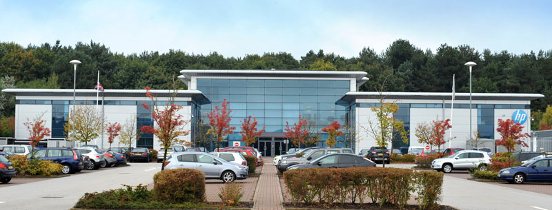 Office Exterior at Sherwood Park, Nottingham