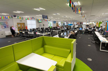 Portal Managed Offices Optimised workspace