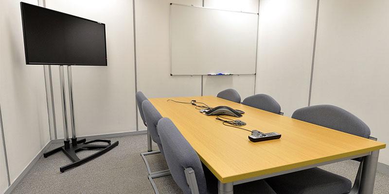 Meeting Room at Portal Sherwood Park Office Building, Nottingham