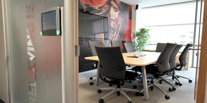 Meeting Room at Sky Leeds Office Building
