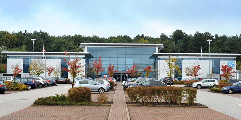 Portal Sherwood Park Office Building, Nottingham